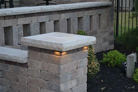 kerr lighting led lights  steps wall  pillar caps