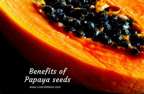 Liver Detox Papaya by Benefits Of Papaya Seeds For Liver And Kidney Detox Dr