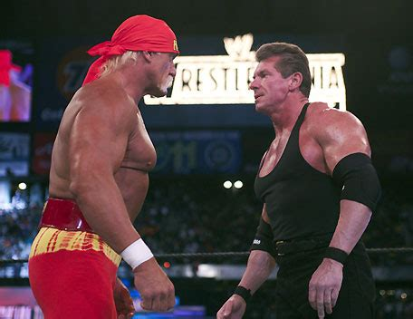 vince mcmahon bench press wrestlemania 19 review the top lister