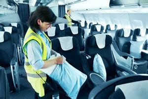 new airplane cleaning workers delay american flights david s