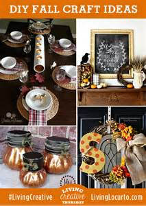 Craft Decorating Ideas Your Home by Easy Fall Diy Craft Decorating Ideas Pictures To Pin On