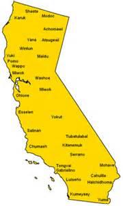 indian tribes in california map histoire de la californie wikip 233 dia