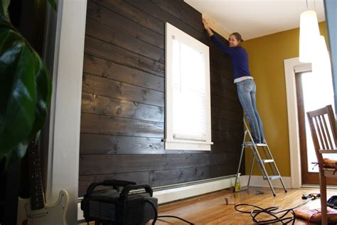 Stained Shiplap A Shiplap Paneling Lovefest Merrypad