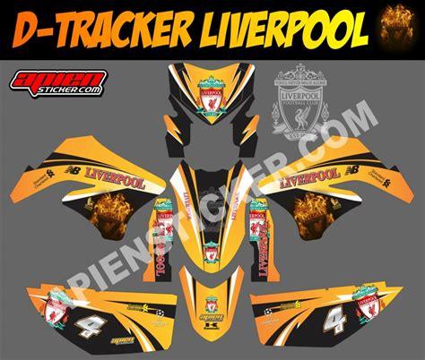 Decal Striping Sticker Jupiter Mx New 013 Glossy striping motor kawasaki d tracker liverpool apien sticker