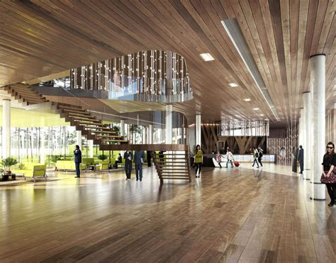designboom resort hassell finalizes plans for mountain top wawu shan resort