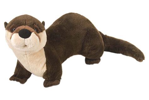 river otter stuffed animal stuffed otter