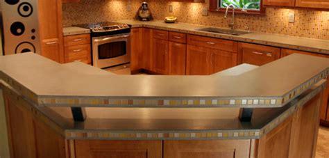 Raised Bar Countertop by Kitchen Surround With Raised Bar Kitchen