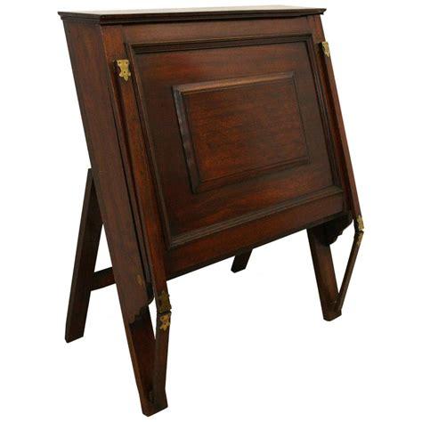 Folding Cabinet antique mahogany folding folio cabinet antiques co uk