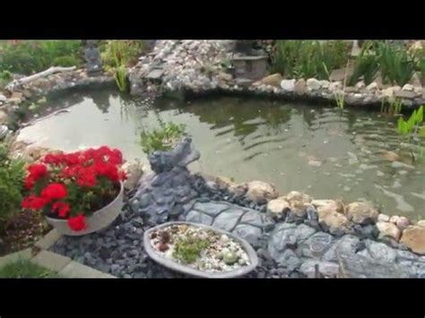 Gartenteich Randgestaltung