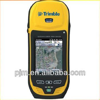 trimble geo xh 6000 high accuracy gps glonass handheld gis