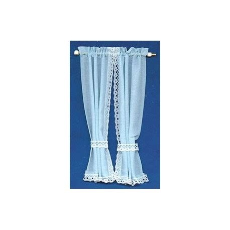 tie back curtains window treatments tie back blue dollhouse window treatments curtains