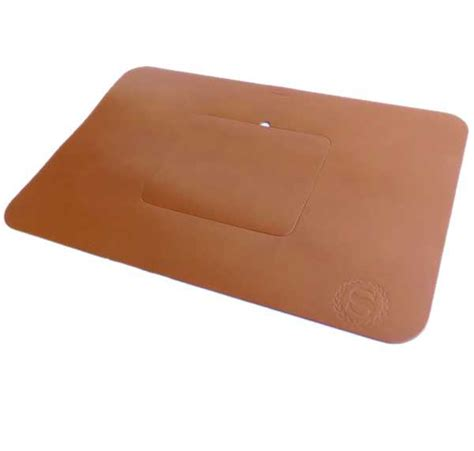large leather desk mat large luxury leather desk mat laptop pad