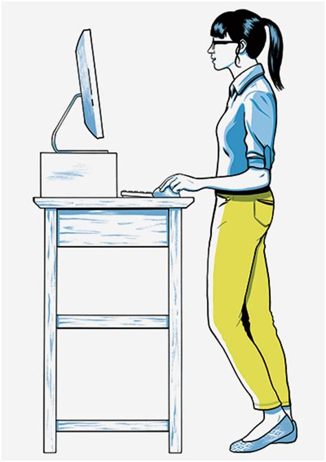 Standing Desk Health Benefits Health Benefits Standing Desk