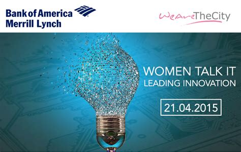 bank of america merrill lynch culture mohit sarvaiya wearethecity information and events