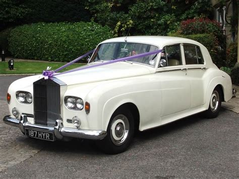 roll royce wedding rolls royce silver cloud vintage wedding cars