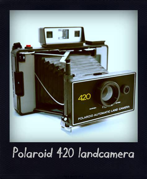 polaroid 420 land polaroid notes polaroid 420 land