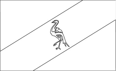 world flags coloring pages 2