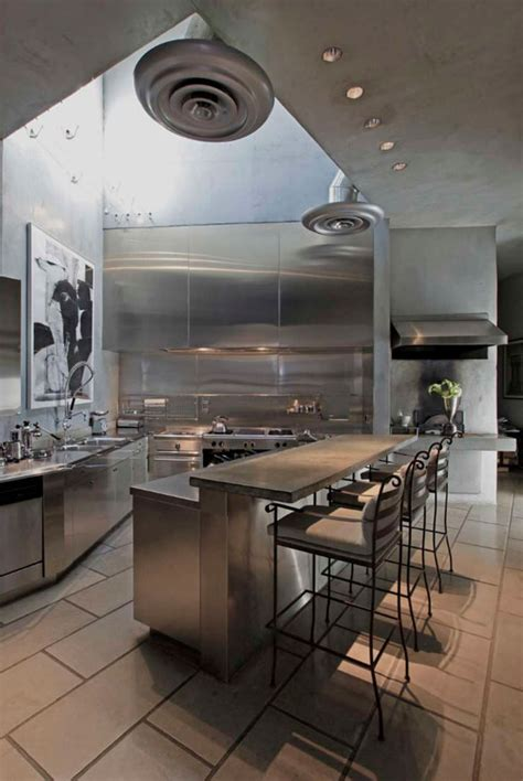 Stainless Steel Countertops Dallas by Sleek Stainless Steel Countertop Ideas Guide Home Remodeling Contractors Sebring Services