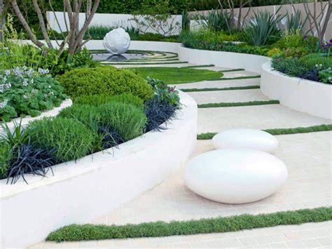 inspirierende ideen f 252 r den bodenbelag im garten - Bodenbelag Garten