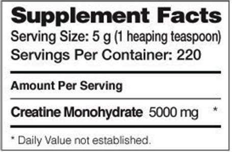 creatine yes or no dymatize creatine micronized unflavored 300 g in