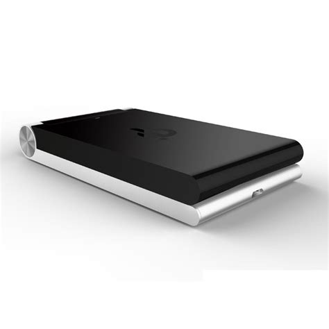 Powerqi T310 Folding Wireless Charging Dock 1 powerqi t310 folding wireless charging dock black