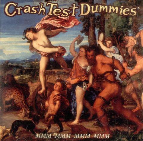 mmmm crash test dummies crash test dummies mmm mmm mmm mmm usa promo cd single