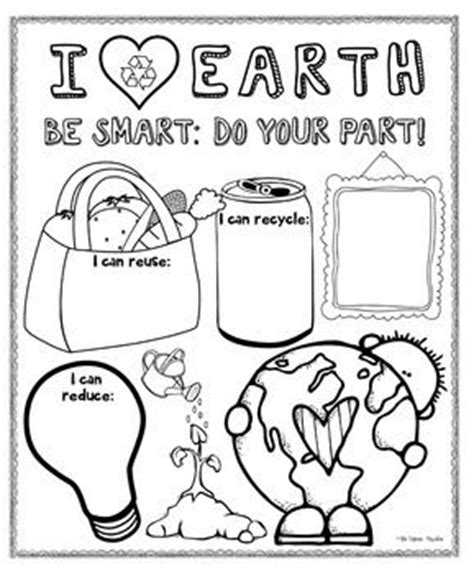 earth day poster for bulletin boards the cottage