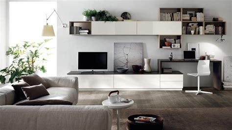 modern minimalist living with flexible open spaces arredamento soggiorno feel e scenery sito ufficiale