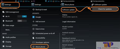 software updater for android best ways to update android firmware on any device