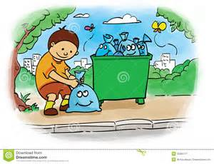 Bedroom Wastebasket bagging trash royalty free stock photography image 23306777