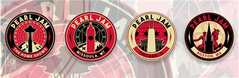 Pearl Jam 2018 Pearl Jam S Website Leaks 2018 American Tour Dates