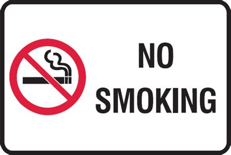 no smoking sign use no smoking signs no smoking prohibition signs safety