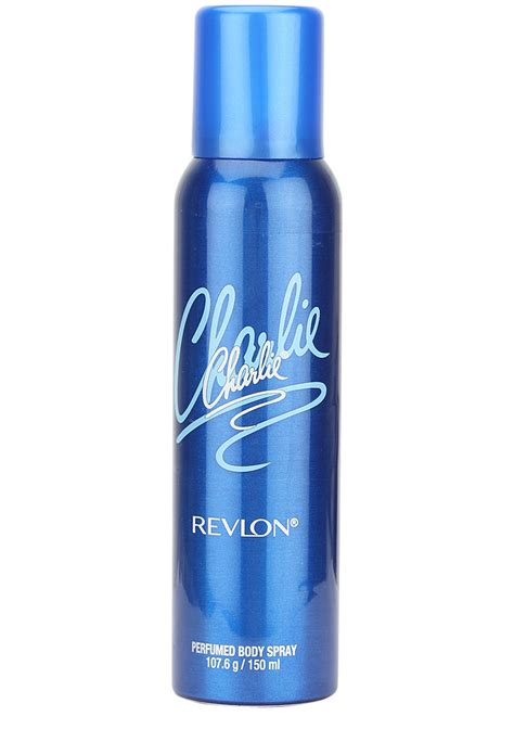 Revlon Fragrance Blue revlon perfume spray blue review