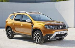 Renault Duster News This Is The New Dacia Duster 2018
