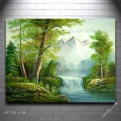 Landscape Artwork Canvas Best 25 Acrylic Landscape Painting Ideas On