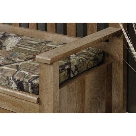 craftsman storage bench storage bench in craftsman oak 416699