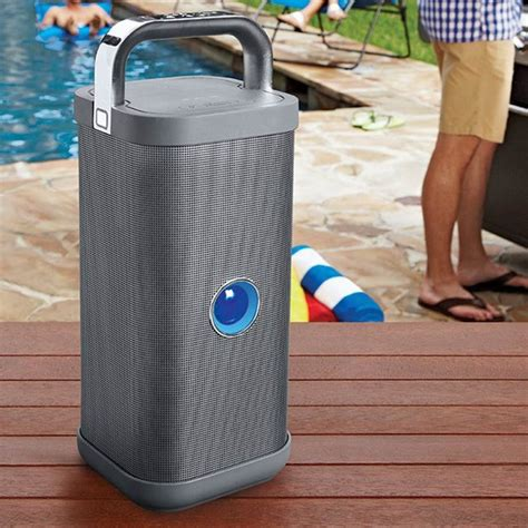 big blue party speaker review bass head speakers
