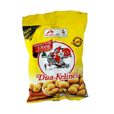 Dua Kelinci Sukro Kribo 140g supplier kacang