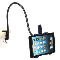 rotatable lazy bed tablet holder stand for