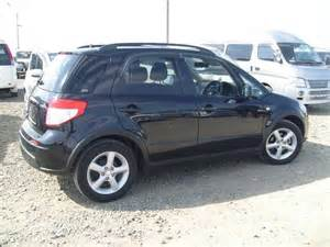 Suzuki Sx4 2004 2004 Suzuki Sx4 Suv For Sale 1 5 Gasoline Automatic For