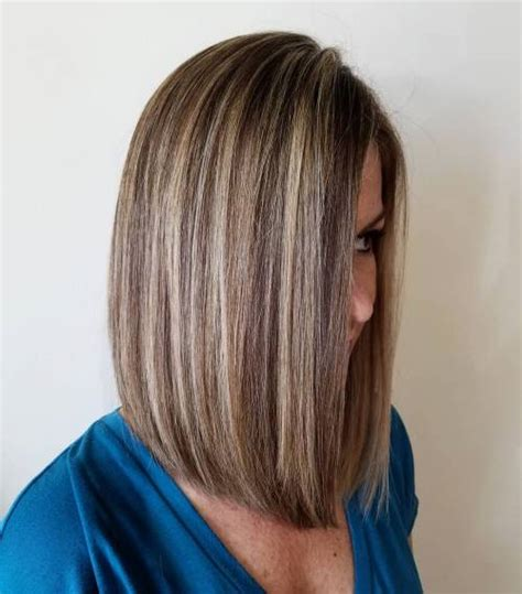 brown hair with blonde highlights bob haircut 20 best hair color ideas in the world of chunky highlights