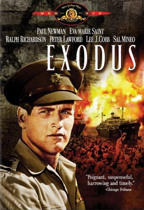 Film Exodus Cast | exodus movie poster classic films theater