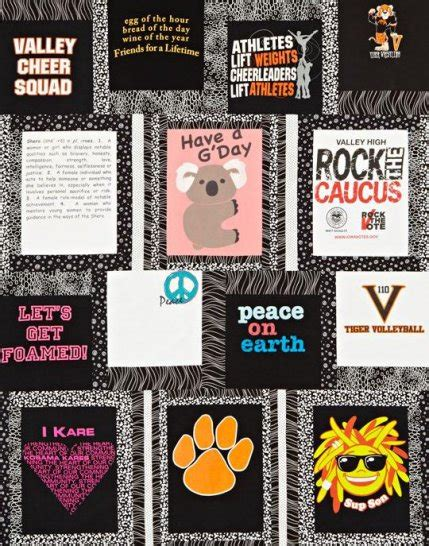Free T Shirt Quilt Patterns by Free T Shirt Quilt Patterns Allpeoplequilt