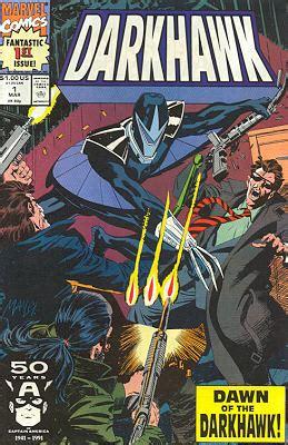 the darkest fox project issue 1 books darkhawk