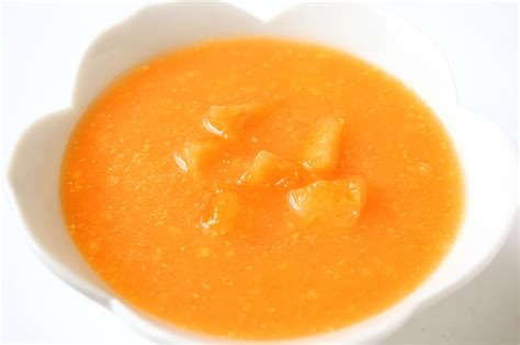 cold soup name chilled cantaloupe soup with lemon and gimme some oven