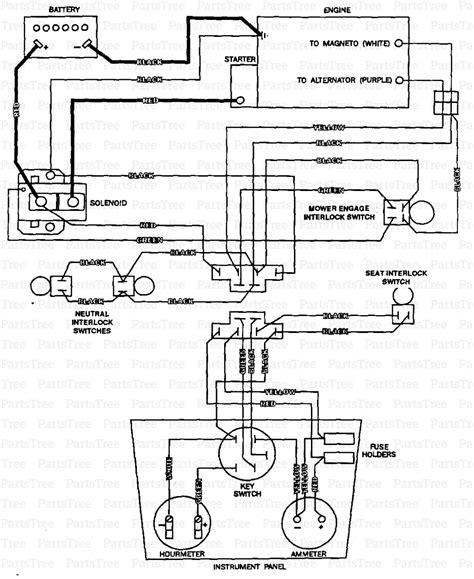 scag mower wiring diagram wiring diagram with description