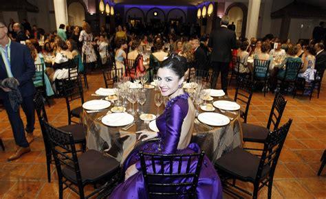 cena de gala de las cena de gala de las candidatas a bellea foc