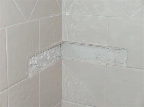 Ceramic Shower Corner Shelf by Shower Corner Shelf Repair Ceramic Tile Advice Forums