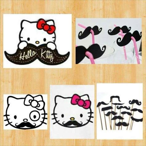 hello kitty mustache wallpaper 17 best images about hello kitty on pinterest cute