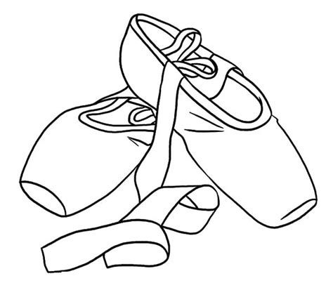 coloring pages ballerina shoes angelina ballerina coloring pages alltoys for